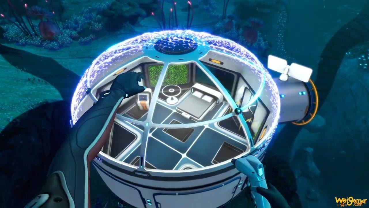 《深海迷航:冰点之下》新预告 5月14日正式发售