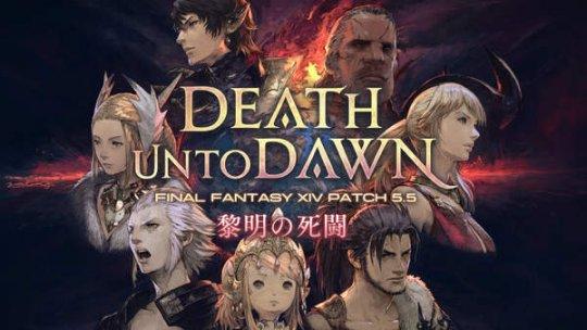 《最终幻想14》5.5版本黎明之死斗4月13日上线,斧牛加速器稳定不延迟