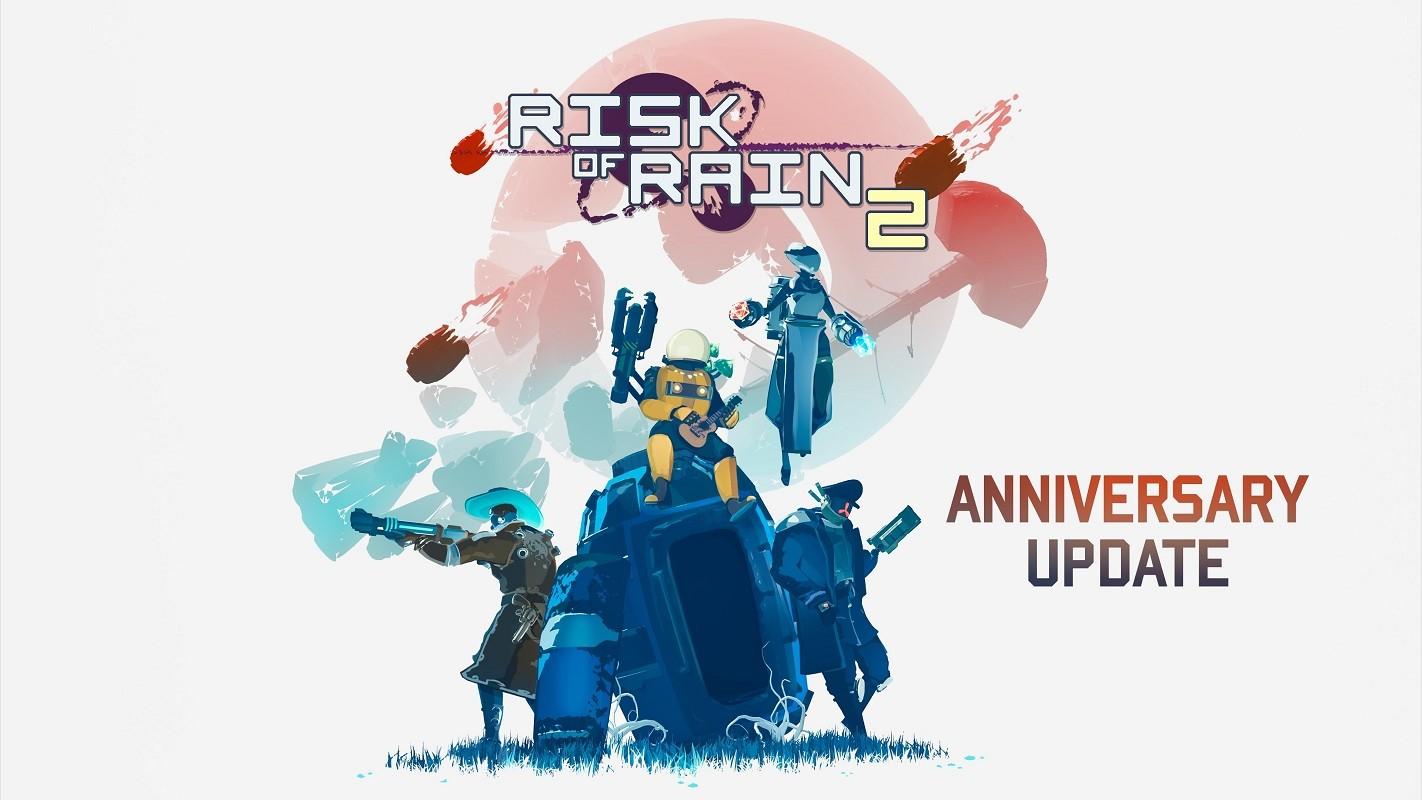 《雨中冒险2》免费周年大规模更新现已正式推出,斧牛加速器助力玩家告别闪退