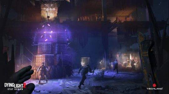 《消逝的光芒2》画质及性能模式情报提供不同的选择,斧牛加速器全程助力