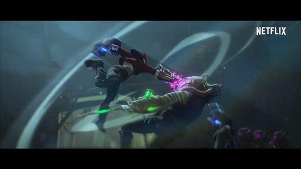 """《英雄联盟》国服""""双城之战"""",动画正式公布,斧牛加速器助力畅玩"""