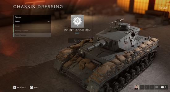 《战地5》自定义坦克皮肤什么时候上线?怎么玩?