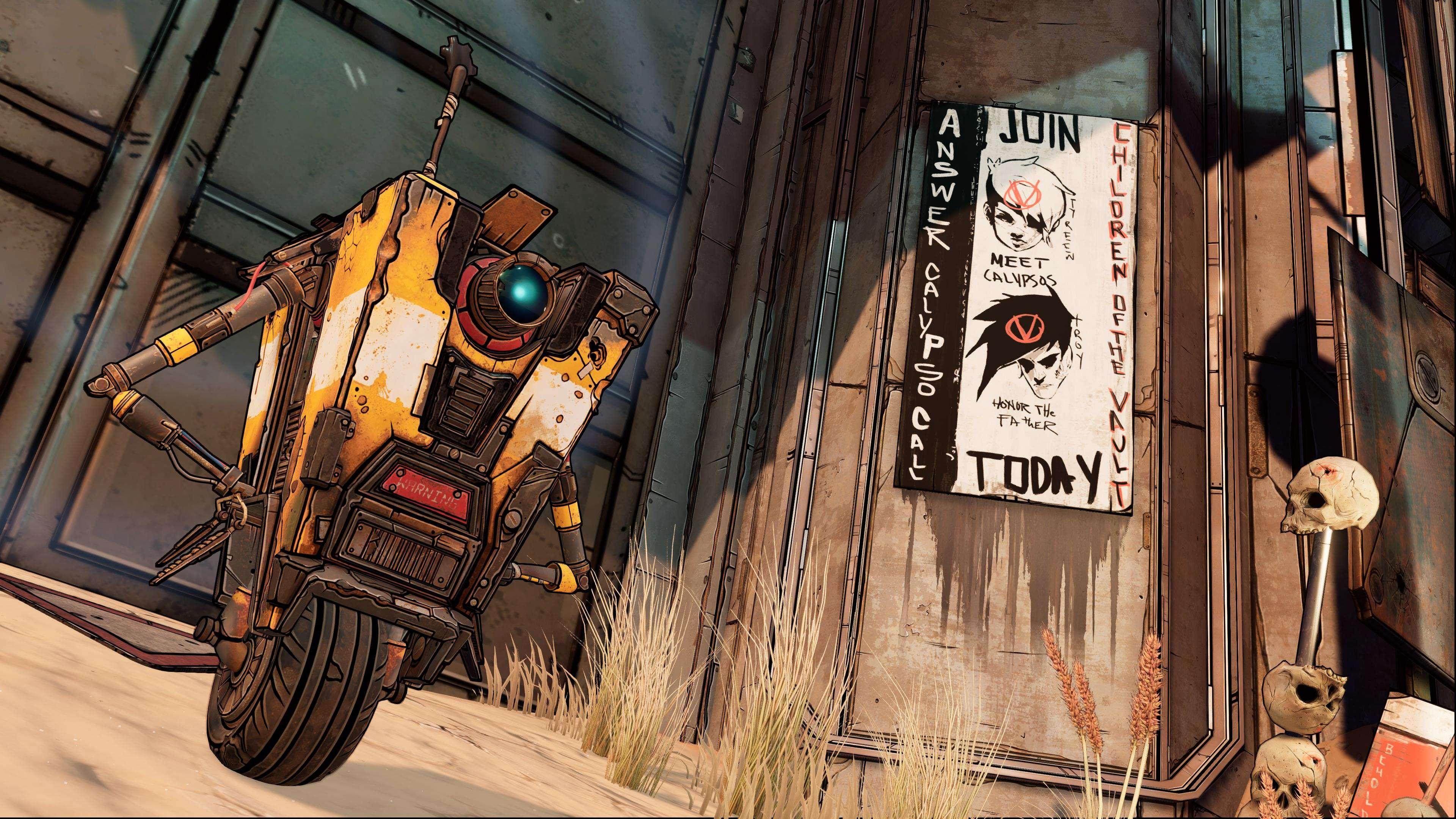 《无主之地3》Steam正式上线,玩家太多服务器推荐斧牛加速器!