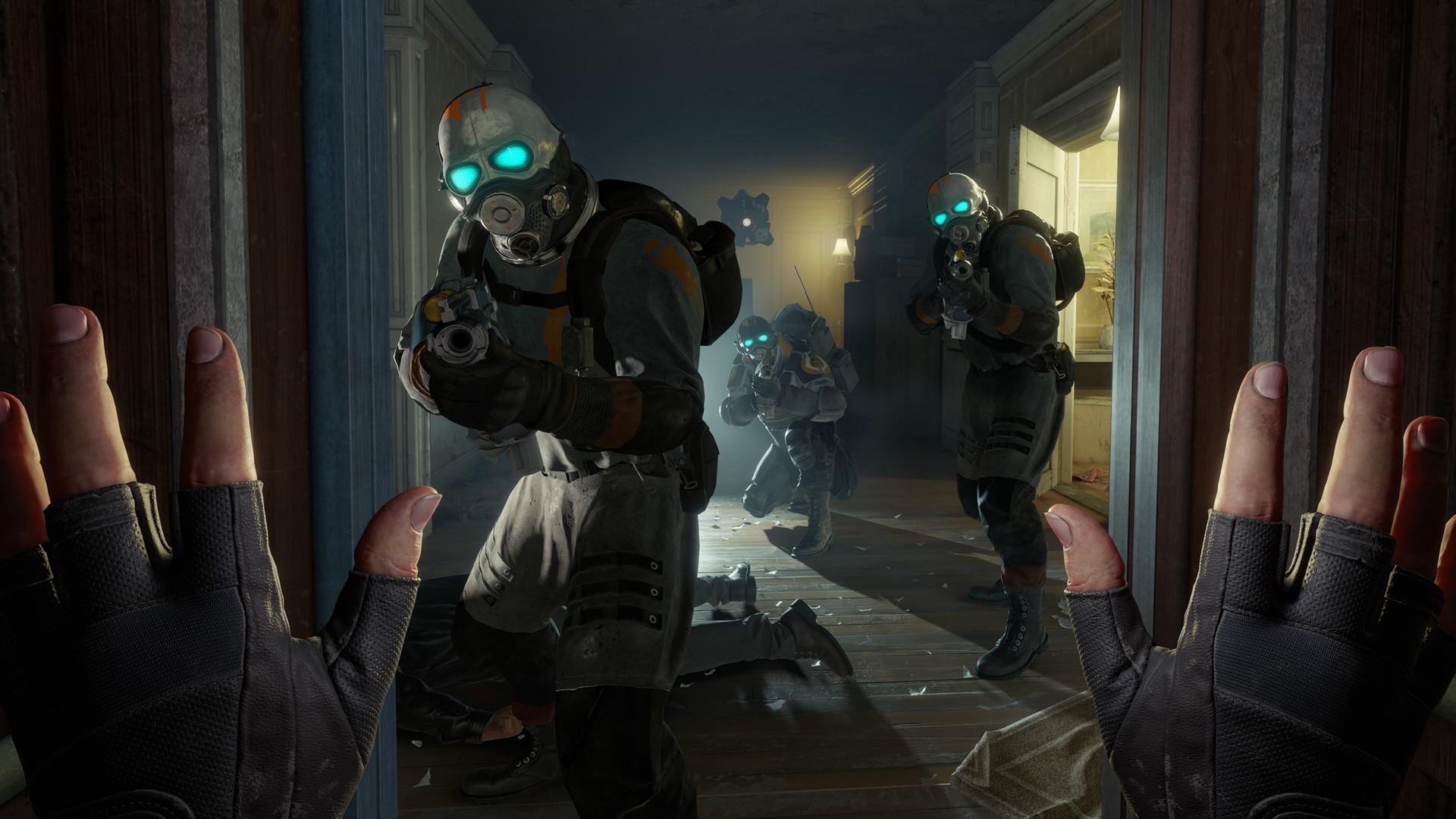 《半条命》VR新作《半衰期:爱莉克斯》3月24日正式发行本周steam开启预载!