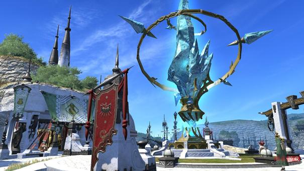 海外玩《ff14最终幻想14》国服出现延迟太高怎么解决?
