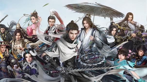 《剑网3》国际版5月11正式开服,面向海外华侨留学生玩家