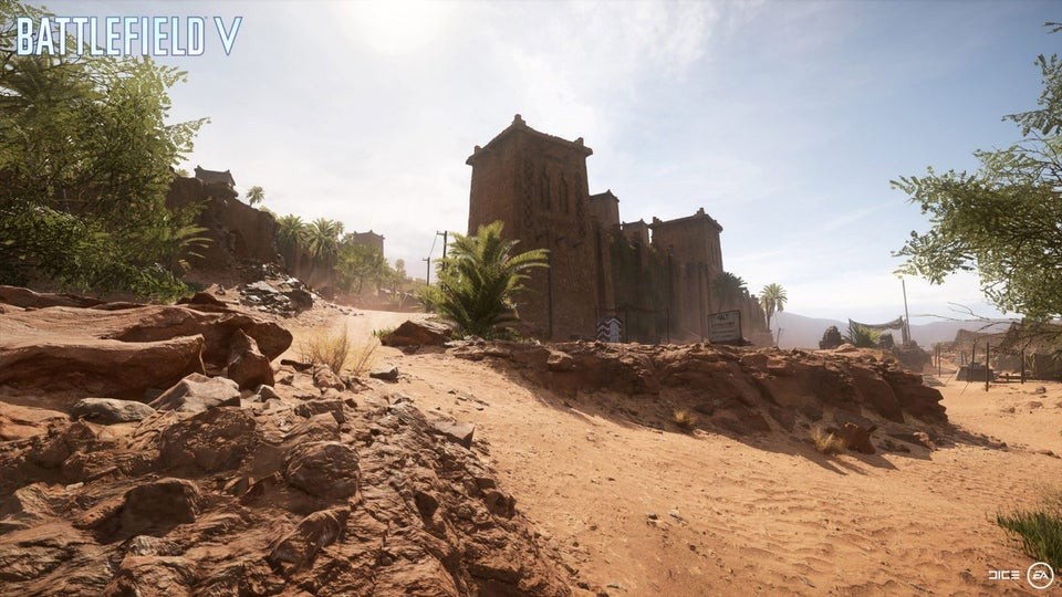 """《战地5》64人大地图""""利比亚""""什么时候更新?怎么玩?"""