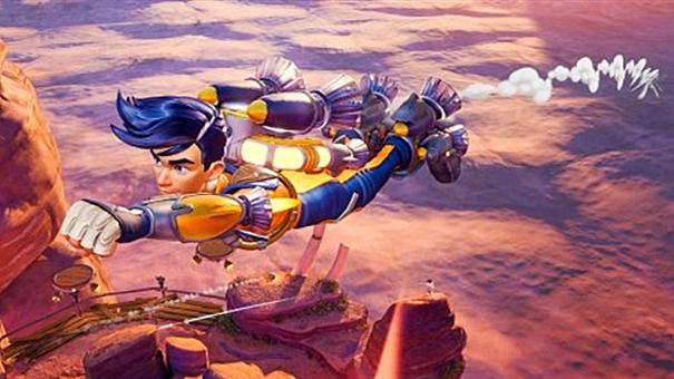 Steam商城《火箭竞技场》本周开启免费体验,斧牛助力加速!