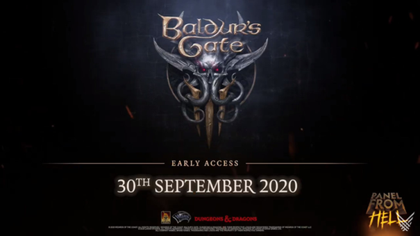 《博德之门3》9月30日推出体验版,斧牛加速助力畅玩!