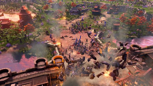《帝国时代3》steam开启预购,PC版配置需求介绍!
