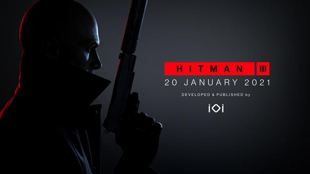 《杀手3》官方公开内容,计划2021年1月20日开售!