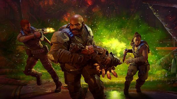 《战争机器5》新DLC计划12月上线,斧牛助力畅玩加速!
