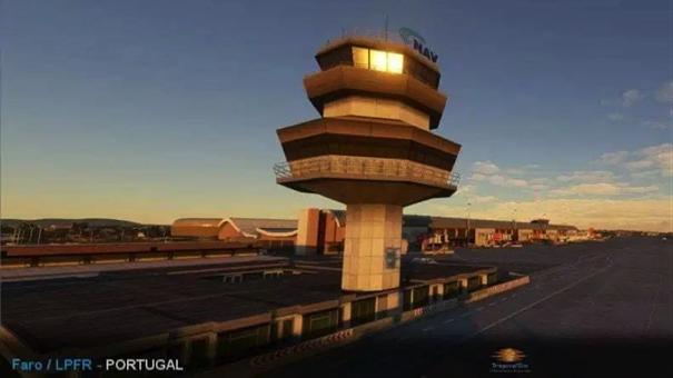 """《微软飞行模拟》新插件""""法鲁机场""""即将上线,内容介绍!"""