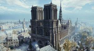 刺客信条大革命免费玩,斧牛加速游戏畅游圣母院!