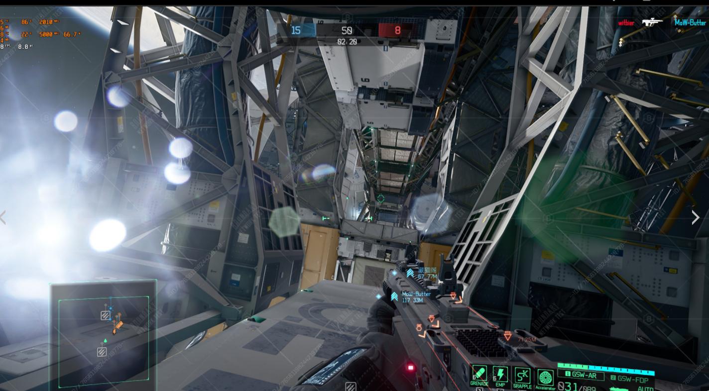 国产fps游戏《Boundary/边境》steam内测,斧牛加速器邀你体验国产太空称射击游戏