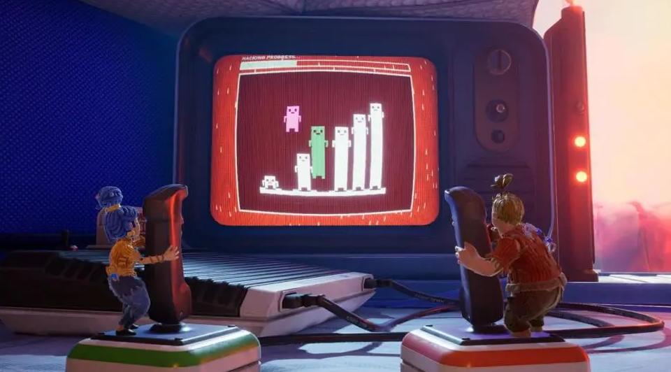 情侣、夫妻双人合作游戏《双人成行》正式上线,斧牛加速器极致加速